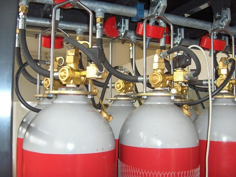 impianto CO2